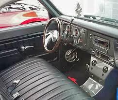 Custom Car Bench Seats 67 72 Chevy Trucks