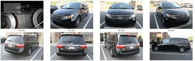 2011 honda odyssey value 2011 honda odyssey ex l diminished value car appraisal