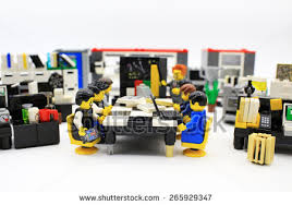 Lego Office Hong Kongmarch 22 Studio Shot Stock Photo 391877563 Shutterstock