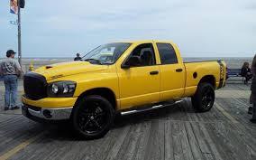 Dodge Ram Yellow - readers u0027 rides 2013 from crazy custom to bone stock truck trend