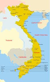 Travel Maps Vietnam Map Travel Maps Tour Map Route Map Provincial Maps