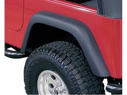 rugged ridge oe style fender flares for jeep wrangler