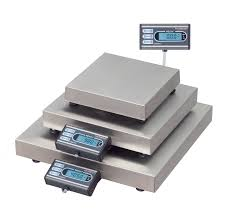 benchtop scale with lcd display stainless steel 3700lp