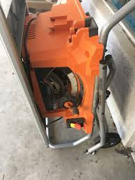 ridgid table saw r4513 parts rigid ts uv table saw r4513 for parts tools machinery in mount