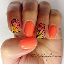 35 butterfly nail art ideas gel nail art cruises and butterfly