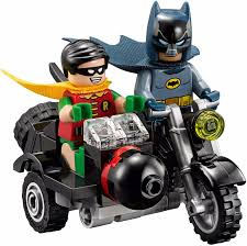 lego wall sticker batman and robin kids bedroom wall art