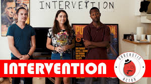 sarcastic actor intervention sketch comedy youtube