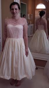 vintage wedding dress custom style