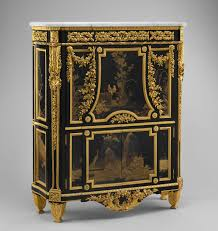 What Does Armoire Mean In French Drop Front Secretary Secrétaire En Armoire Jean Henri Riesener