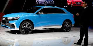 audi pushes ultra luxury with q8 suv flagship concept