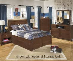 Ashley Furniture Bedroom Vanity Ashley Furniture Delburne Full Size Panel Bed Boys Bedroom