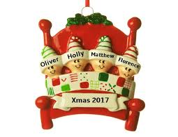 personalised baubles tree decorations ornaments