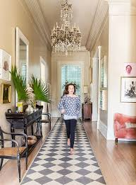 new orleans home interiors tour ruffin costello s striking and stylish home