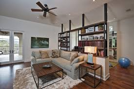 living room furniture cool gray sofa with fashionable wooden