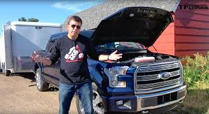 ford f150 ecoboost towing review 2016 ford f 150 w 3 5l ecoboost v6 takes on the towing mpg test