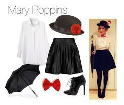 Black Leather Halloween Costumes Mary Poppins Halloween Costume Cheap Chic Minute Halloween