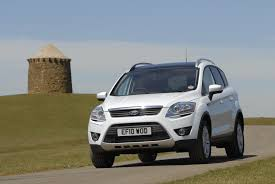 stylish ford kuga delivers more performance economy and lower co2