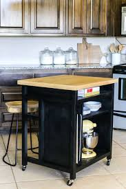 movable kitchen island designs lovely rolling kitchen island plans ahomeplan