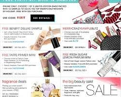 sephora black friday deal sephora black friday 2017 deals sales and ads scan