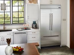 42 Inch Kitchen Cabinets Built In Refrigerator 42 Home Appliances Decoration