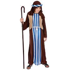 kids boys joseph nativity christmas medium 5 7 years fancy dress