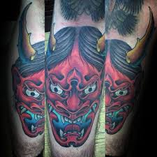 43 popular hannya mask tattoo designs and ideas collections