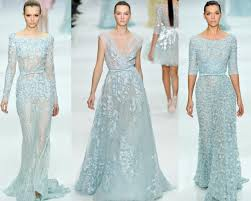 trend to try ice blue dresses fashion industry network