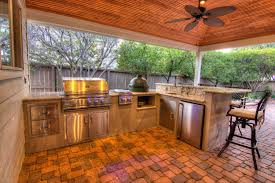 Outdoor Kitchens Pictures by Outdoor Kitchens Hhi Patio Covers Houston