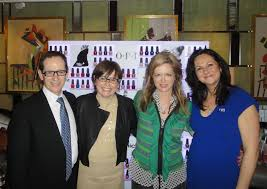 Palmer Weiss Jenny Palmer X Sparkle Style Opi New Germany Collection Launch