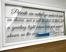 parents gift wedding personalized wedding gift gifts of the
