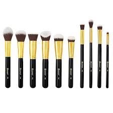 36 pc ultimate makeup brush set bh cosmetics