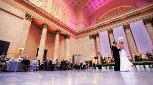 weddings in chicago union station chicago wedding st chapel kate matt