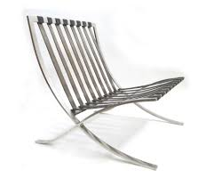 replica furniture designer chair barcelona chair mid century