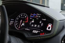 lamborghini huracan speedometer lamborghini huracan lp580 2 rwd was always in the plan photos 1