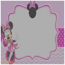 baby shower invitation awesome free printable minnie mouse baby
