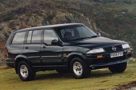 ssangyong korando 1999 ssangyong musso 1995 car review honest john