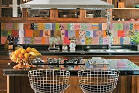 colorful kitchen backsplashes colorful kitchen backsplash pictures 19 at in seven colors