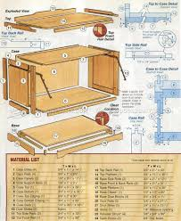 Free Woodworking Plans Bookshelves by Free Woodworking Plans Barrister Bookcase Custom Woodworking