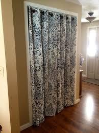 Bamboo Closet Door Curtains Best 25 Closet Door Curtains Ideas On Pinterest Curtain Rod Beaded