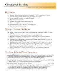 Sample Resume For Teachers Freshers by Resume Resume For English Teacher