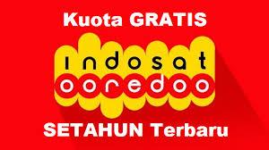 kuota gratis indosat januari 2018 cara mendapatkan kuota gratis indosat setahun terbaru 2018 fogi