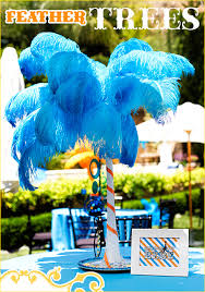 Centerpiece With Feathers by Diy Big Feather Tree Centerpieces Hostess With The Mostess