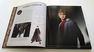 harry potter character vault book review impulse gamer