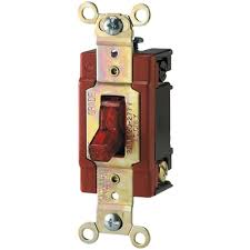 motor rated switch with pilot light remote control light switches wiring devices light controls