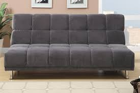 Gray Microfiber Sofa by L Shaped Gray Microfiber Sectional Sofa With Chaise Lounge And