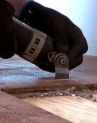 bungalow hardwood floor repair refinish