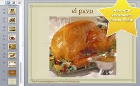 dia de accion de gracias lesson about thanksgiving by