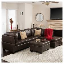 Sectional Sofas With Bed Canterbury 3 Piece Sectional Sofa Set Christopher Knight Home