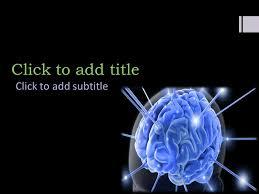 free neurology ppt template youtube