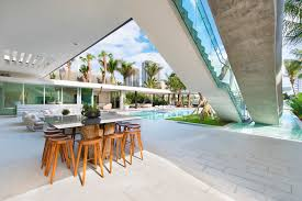 miami beach spec home with 43 foot concrete water slide sells for